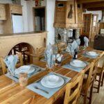table a la neige